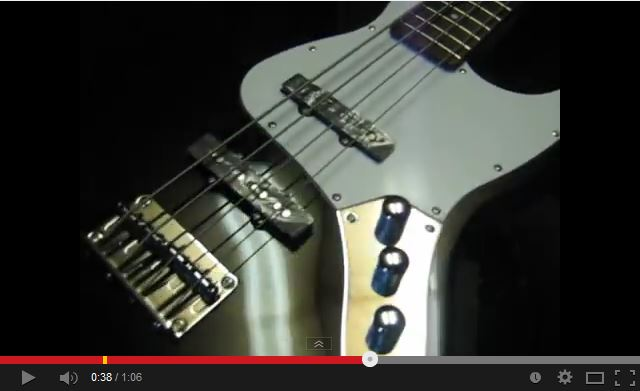 VIDEO JAZZ BASS