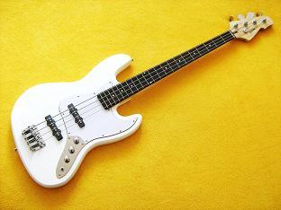 elektrická baskytara jazz bass vision